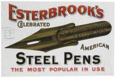 Esterbrook\'s Celebrated Steel Pens