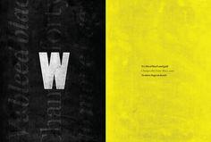editorial design, print