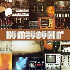 HomeCookin' taste the music #analog #retro #vintage #homecookin #music #recordsleeve