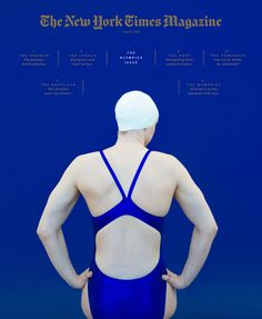 The New York Times Magazine: Olympics Issue - Ben Grandgenett