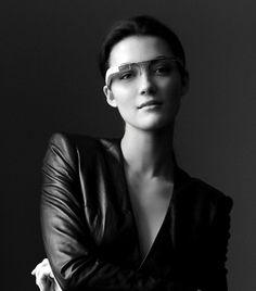 Очки дополненной реальности от Google / Технологии и ноу-хау / Мир в фотографиях