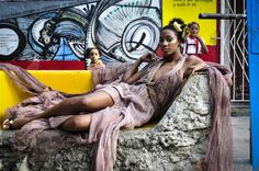 Fashion Tribes: Colourful Fashion Subcultures by Daniel Tamagni