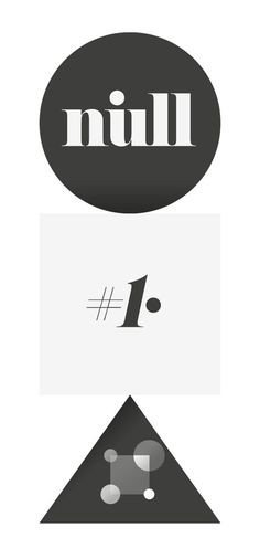 Specialmagazin #geometry #white #circles #black #null #square #triangle #number #gray #1