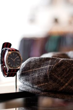 VOIX - Reserve Supply Co | www.gabrieldesignblog.com #british #mens #company #reserve #supply #hat #nixon #watch #fashion #brixton #gabrieldesigns