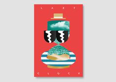 Poolga illustrations Josep Román Barri #design #graphic
