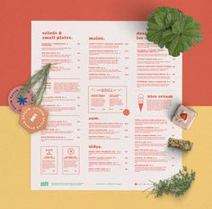 Good Root Restaurant | Lucas Jubb Design & Illustration