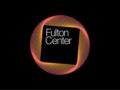 Fulton Center, Pentagram, logo