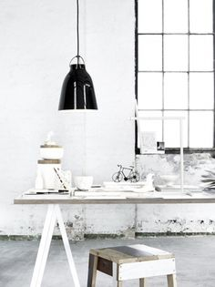 Caravaggio Pendant | Cecilie Manz #inspiration #lamp #design #furniture #scandinavian