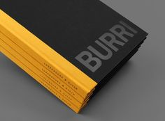Watson & Co - bitique #yellow #book #black