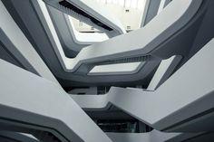 Zaha Hadid Moscow - architecture - Travis Hanour