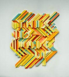 Balla Dora Typo-Grafika: This Is Made Up, Charles Williams #type #charles #art #williams
