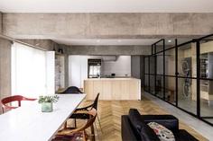 Tomokatzu Hayakawa Architects Renovate 70's Tokyo Apartment - InteriorZine