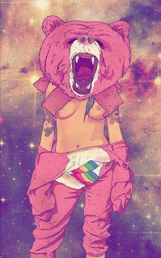 tumblr_mf1kqtlZNM1qzux4zo1_500.jpg (JPEG Image, 450×720 pixels) #bear