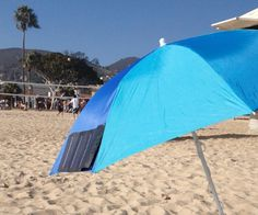 Clip-on Umbrella Solar Charger #charger #solar #gadget
