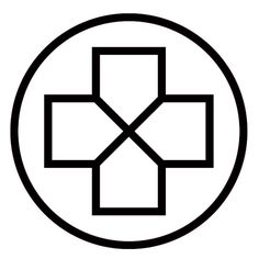 vhl #cross #logo #house