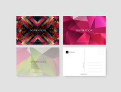 Get inspired on Behance #glova #yevgeniya #cards