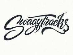 Typeverything.com - SwagyTracks by Ged Palmer #script