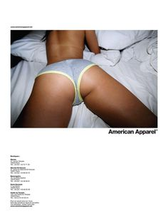#aa #americanapparel