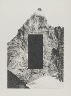 2009 (Selected) : Greg Eason #illustration #pencil #monolith