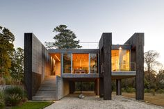 Northwest Harbor / Bates Masi Architects | AA13 #bates masi #architecture #geometric #modern