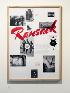 Ransack Clusterfuck Poster | Flickr Photo Sharing! #poster