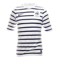 Nike France Away Jersey 2011 #fashion #football