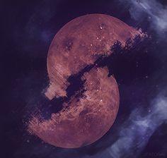 Broken planet.