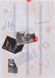 Lost & Found: Theatrum Anatomicum (01–02–2013) #dutch #poster