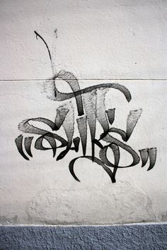Scriptffiti #graffiti #script #street #typography