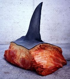 A Minute of Perfection #meat #sculpture #art