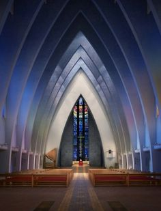 Churches on the Behance Network #church #photography #architecture #light