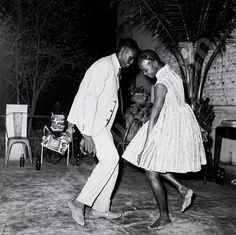 PAPERMAG - Malick Sidibé Exhibit Comes to agnès b. Galerie Boutique #sidibe #malick #photography #dancing
