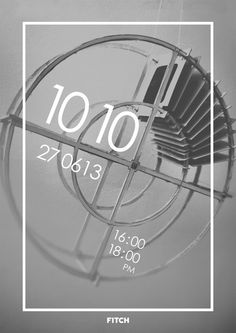 10 / 10 on Behance #from #10 #inspired #retro #product #vintage #time #hand #white #projector #design #craft #handmade #poster #made #slides #ten #sliding #graphic #black #the