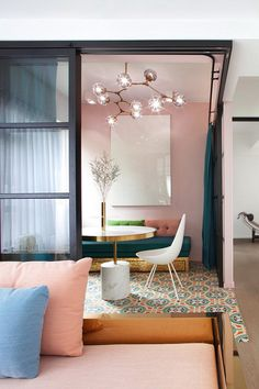 Happy Valley Residence – a Complete Revamp of a 1,200 sq.ft Apartment in Happy Valley, Hong Kong
