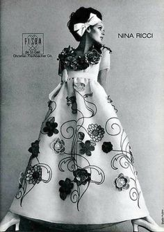 Merde! - tammy17tummy: Nina Ricci, photo by Tom Kublin,... #fashion #photography