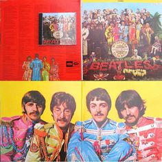 Beatles Sgt. Pepper | Flickr - Photo Sharing! #packaging #beatles #music #art