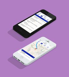 Directions-attachment-2 #route #ux #design #icons #map #ui #app #directions
