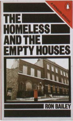 Penguin Books - The Homeless and the Empty Houses #covers