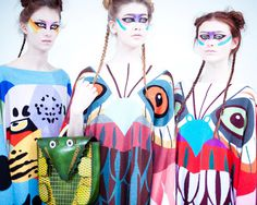 yang du: the chinese fashion designer loves owls and crocodiles #china