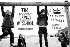 THE KING #typography #fashion #photography #children