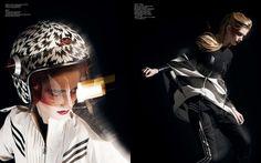 VOLT Issue 06   Volt Café   by Volt Magazine #beauty #design #graphic #volt #photography #art #fashion #layout #magazine #typography