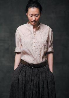 Inspiration Style / MixMind Summer 2009 例外 #fashion #shirts