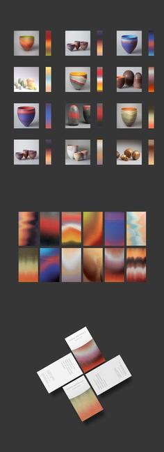 Ceramic Artist's Brand Identity: Pippin Drysdale on Behance