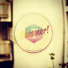 Tricota´s Sticker #typograhpy #print #brand #logo #sticker #calco
