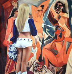 Marc Dennis | PICDIT #painting #colour #art #humour