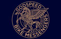 line logo #horse