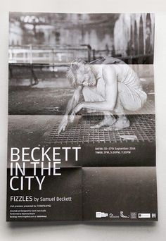 Beckett in the City: Fizzles – URBEND