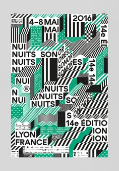 Nuits Sonores 2016