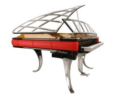 Poul Henningsen Grand Piano #tech #amazing #modern #innovation #design #futuristic #gadget #ideas #craft #illustration #industrial #concept #art #cool