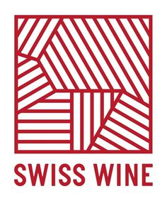 New Logo for Swiss Wine Promotion by Winkreative #swiss #logo